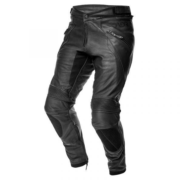 Pantaloni Moto Piele Adrenaline Pantaloni Moto Piele  SYMETRIC CE Black 2021