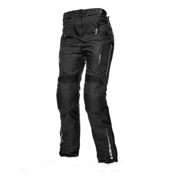 Pantaloni Moto Textil - Dama Adrenaline Pantaloni Moto Textili Dama ALASKA 2.0 CE Black 2021