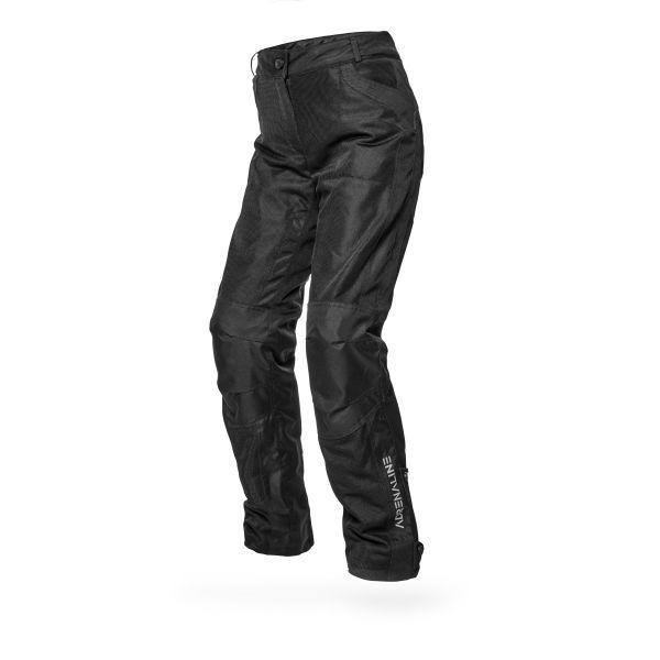 Pantaloni Moto Textil - Dama Adrenaline Pantaloni Moto Textili Dama MESHTEC 2.0 CE Black 2021