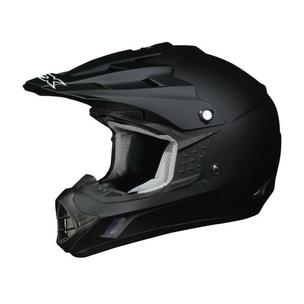 Casti MX-Enduro Copii AFX Casca FX-17YE Flat Black 2019 Copii