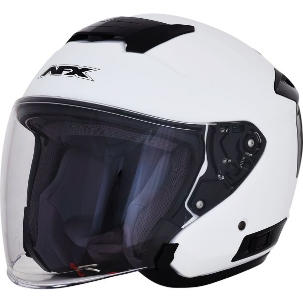 Casti Moto Jet (Open Face) AFX Casca Moto Jet/Open Face FX-60 White 2021