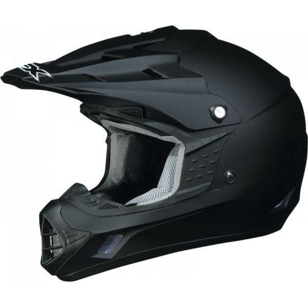 Casti MX-Enduro AFX Casca Moto MX FX-17 Offroad Matte Black 2021