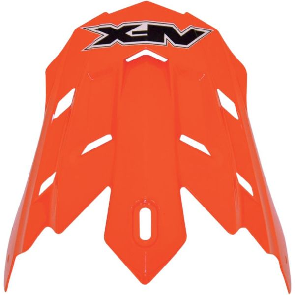 Accesorii Casti Enduro AFX Cozoroc Casca FX-17 Solid Orange