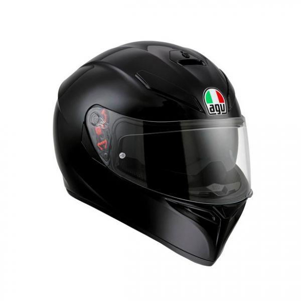 AGV Casca Integrala K3 Sv E2205 Solid Mplk 2020 Black