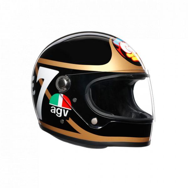 Casti AGV AGV Casca Integrala X3000 E2205 Limited Edit. 2020 Barry Sheene