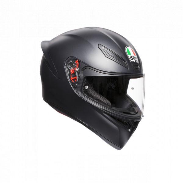 Casti Moto AGV AGV Casca Moto Full-Face K1 E2205 Solid Matt Black 2021