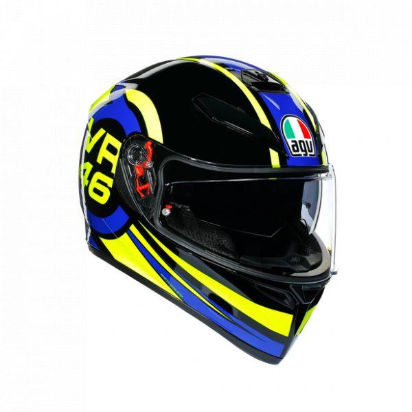 Casti Moto AGV AGV Casca Moto Full-Face K3 Sv E2205 Top Mplk Ride 46 2021