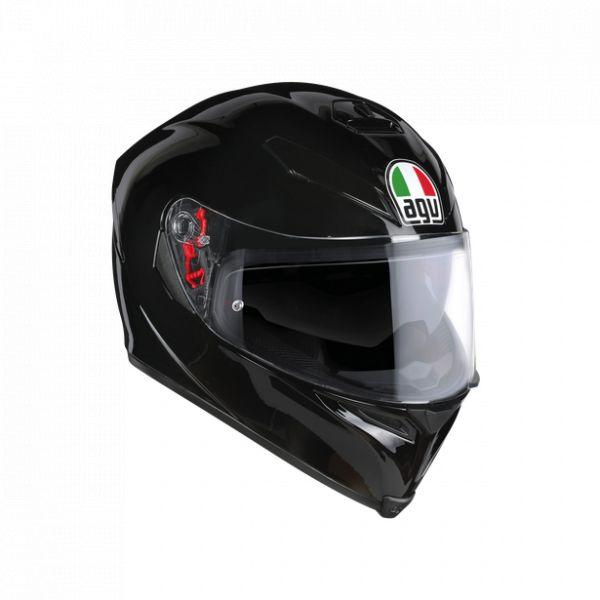 Casti Moto AGV AGV Casca Moto Full-Face K5 S E2205 Solid Mplk Black 2021