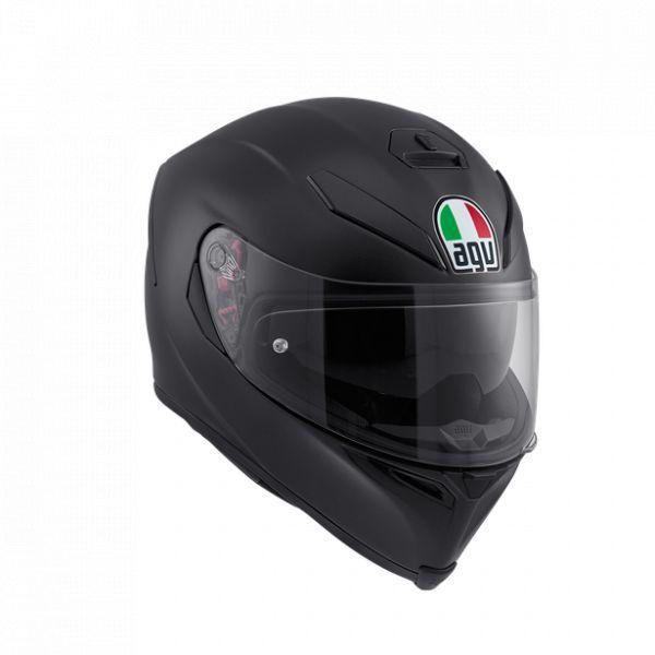 Casti Moto AGV AGV Casca Moto Full-Face K5 S E2205 Solid Mplk Matt Black 2021
