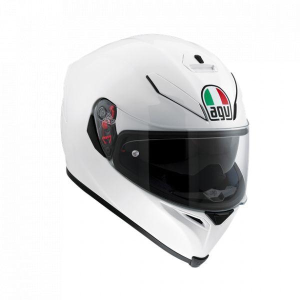 Casti Moto AGV AGV Casca Moto Full-Face K5 S E2205 Solid Mplk Pearl White 2021