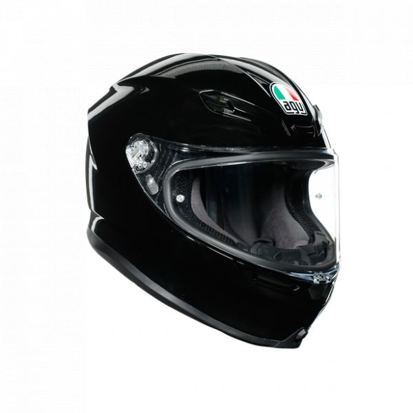Casti Moto AGV AGV Casca Moto Full-Face K6 Ece Solid Mplk Black 2021