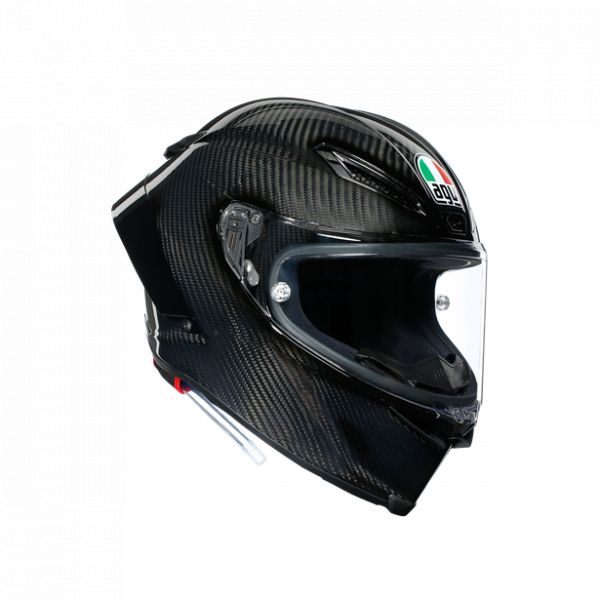 Casti Moto AGV AGV Casca Moto Full-Face Pista Gp Rr Ece-Dot Solid Mplk Glossy Carbon 2021