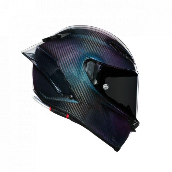 Casti Moto AGV AGV Casca Moto Full-Face Pista Gp Rr Ece-Dot Solid Mplk Iridium 2021