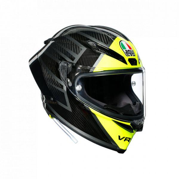 Casti Moto AGV AGV Casca Moto Full-Face Pista Gp Rr Ece-Dot Top Mplk Essenza 46 2021