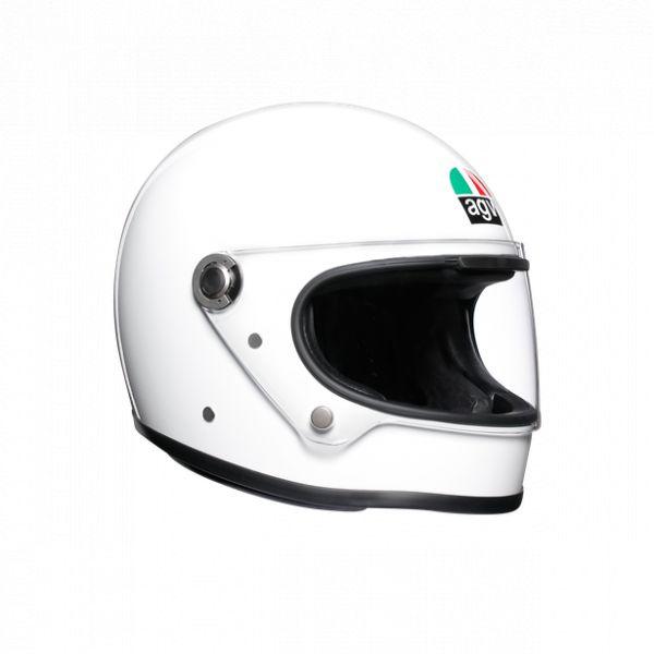 Casti Moto AGV AGV Casca Moto Jet X3000 E2205 Solid White 2021