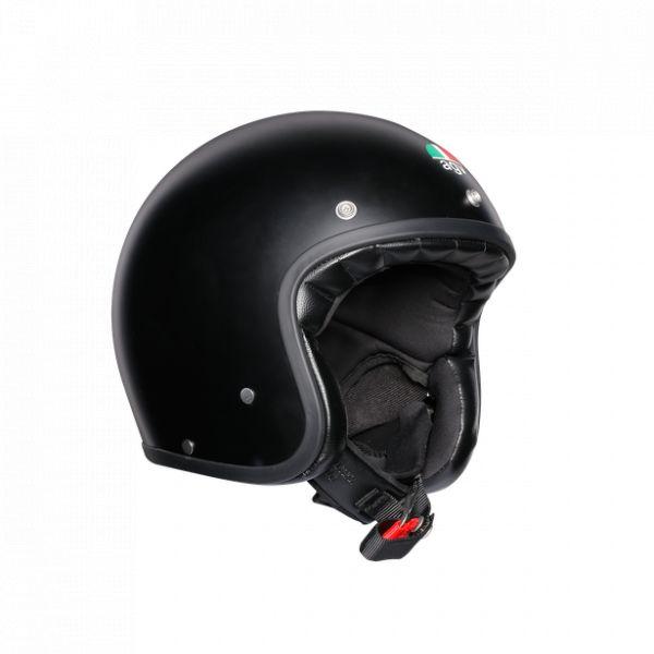 Casti Moto AGV AGV Casca Moto Jet X70 E2205 Solid Matt Black 2021