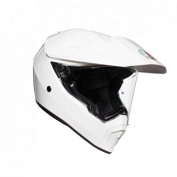 Casti Moto AGV AGV Casca Moto Touring Ax9 E2205 Solid Mplk White 2021