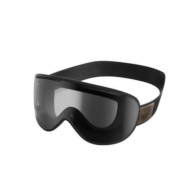 AGV Ochelari Legends Bk Smoke Lens