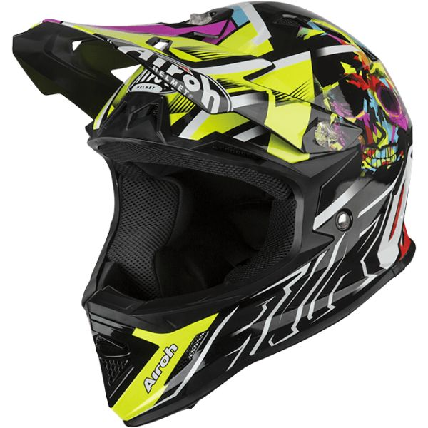 Casti MX-Enduro Copii Airoh Casca Archer Myster Gloss Copii