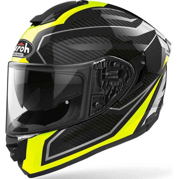 Casti Integrale Airoh Casca ST 501 Prime Yellow Gloss 2020