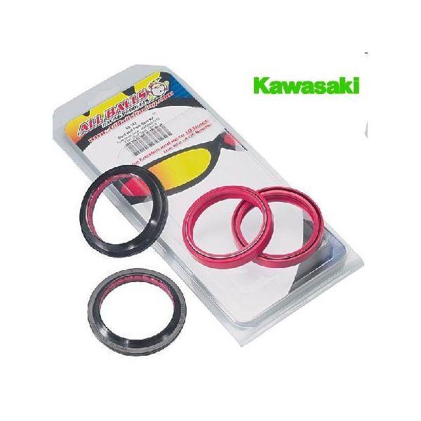 Simeringuri Furca All Balls Kit Simeringuri Praf si Ulei Furca Kawasaki