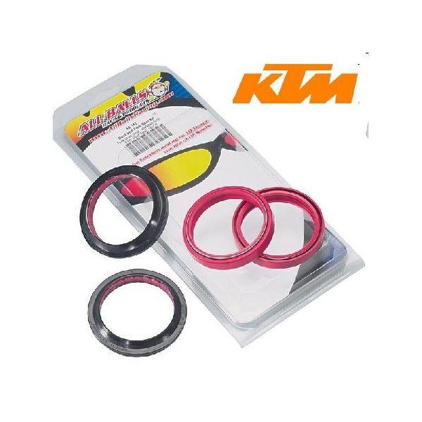 Simeringuri Furca All Balls Kit Simeringuri Praf si Ulei Furca KTM