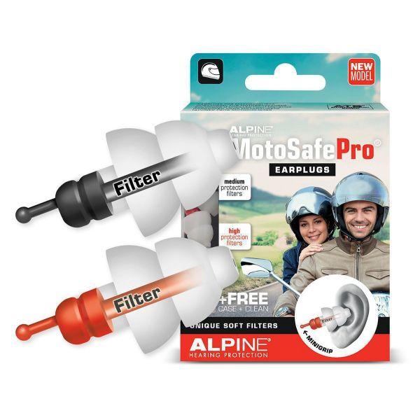 Accesorii Casti Strada Alpine Dopuri Urechi MotoSafe PRO