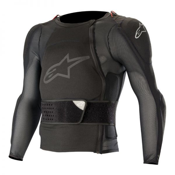 Armuri Moto Alpinestars Armura Sequence Long Sleeve Black 2019