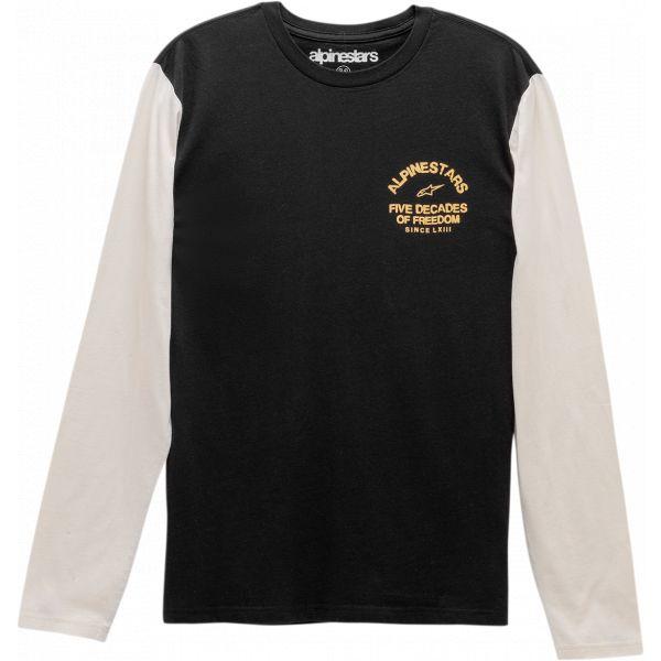 Tricouri/Camasi Casual Alpinestars Bluza Decades Black 2021
