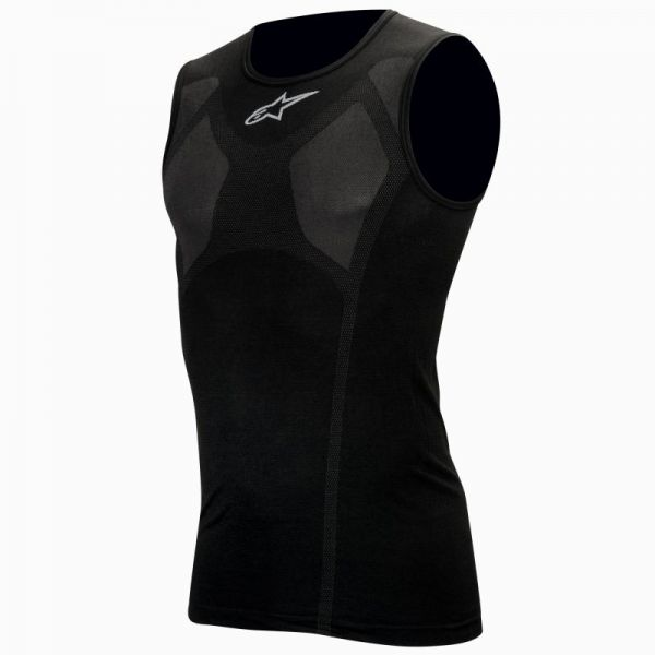 Imbracaminte Function Alpinestars Bluza Tech Top Summer Tank Black 2019