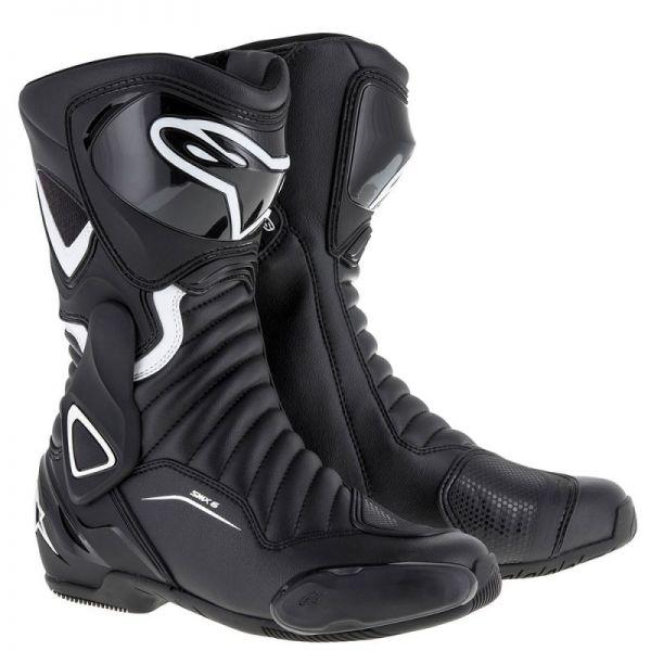 Cizme Moto - Dama Alpinestars Cizme Dama Stella SMX 6 V2 Black/White