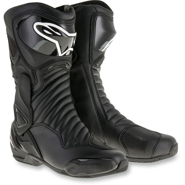 Cizme Moto Sport Alpinestars Cizme Sport SMX-6 V2 Black 2020