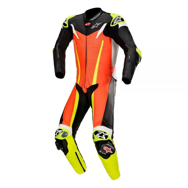 Alpinestars Combinezon Piele 1 PC GP Tech V3 Tech-Air Compatible