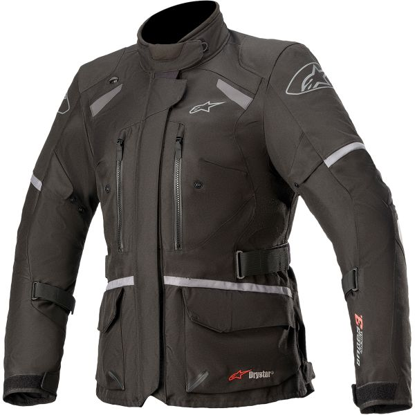 Geci Moto Textil - Dama Alpinestars Geaca Moto Dama Stella Andes v3 Black/Grey 2021