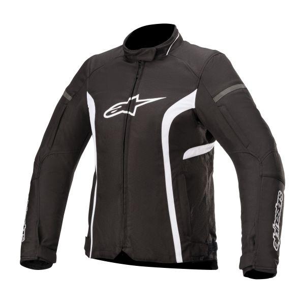 Geci Moto Textil - Dama Alpinestars Geaca Moto Textila Dama WP Stella T-Kira V2 Black/White 2021