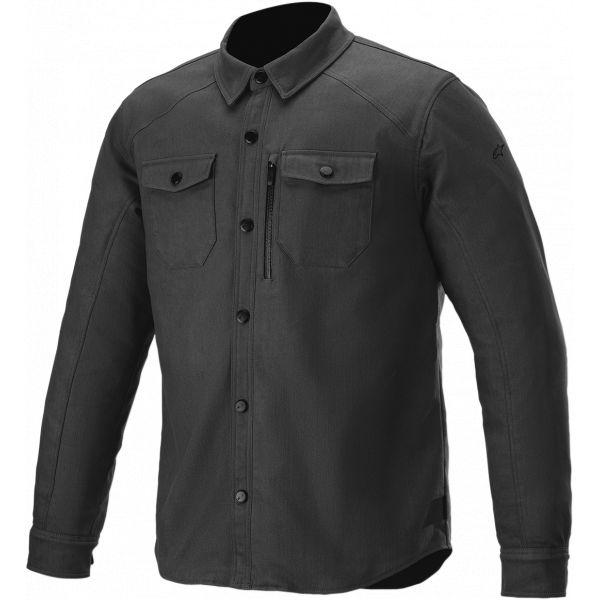 Geci Moto Textil Alpinestars Geaca Moto Newman Shirt Negru 2020