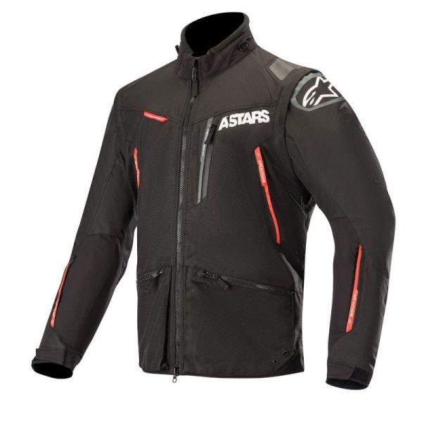 Jackets Enduro Alpinestars VENTURE R OFFROAD JACKET BLACK/RED