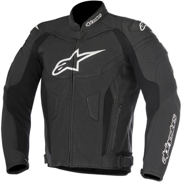 Alpinestars Geaca Piele GP Plus R V2 Black 2020