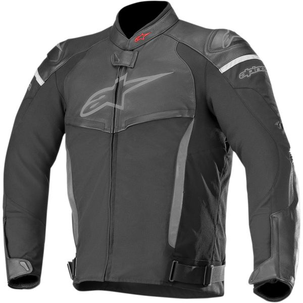 Geci Piele Alpinestars Geaca Piele/Textila SP X Black 2020
