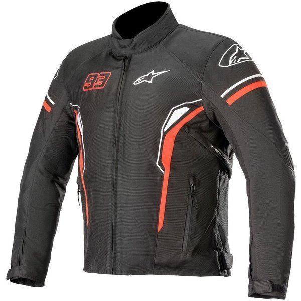 Geci Moto Textil Alpinestars Geaca Moto Sepang MM93 Edition Negru/Alb/Rosu