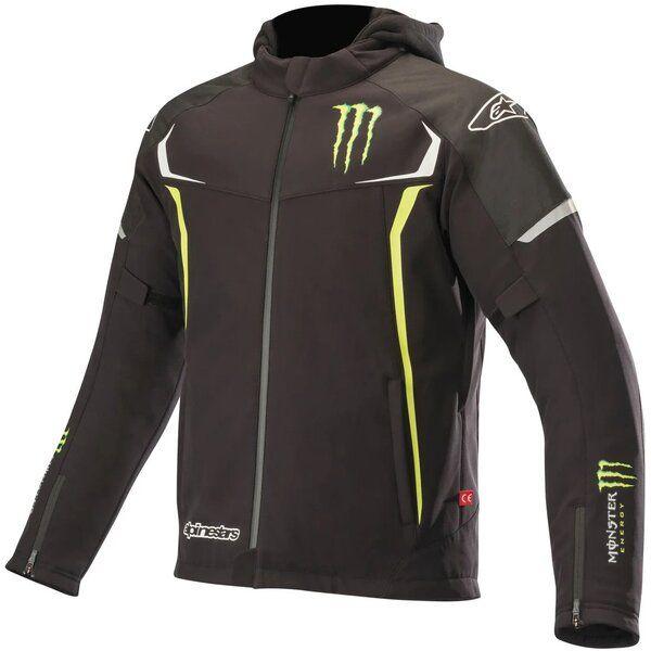 Geci Moto Textil Alpinestars Geaca Moto Sport Orion Tech Shell Drystar Negru
