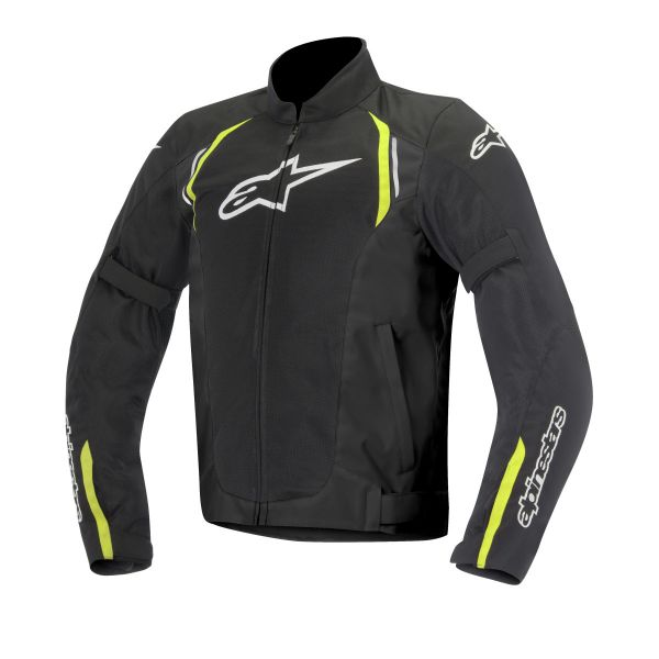 Geci Textil Alpinestars Geaca Texila Ast Air Black/Yellow 2020