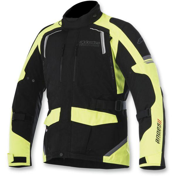 Geci Textil Alpinestars Geaca Textila Andes V2 Drystar Black/Yellow 2020