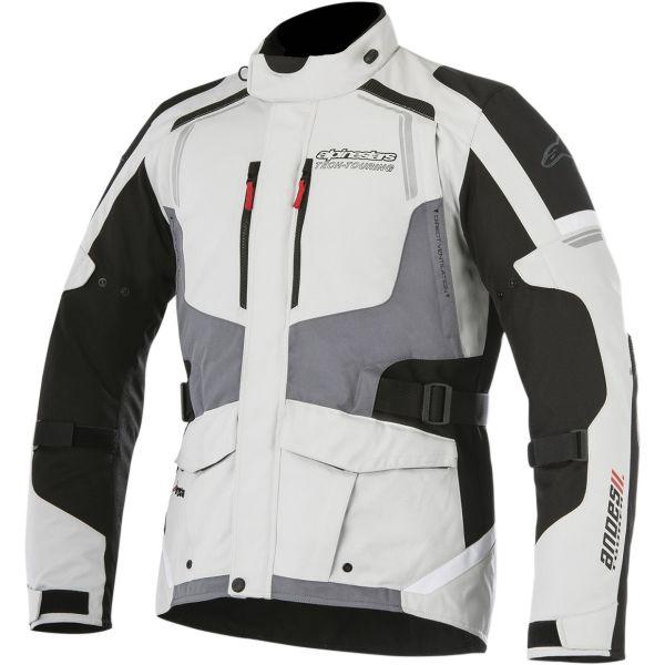 Geci Textil Alpinestars Geaca Textila Andes V2 Drystar Light Gray/Dark Gray 2020