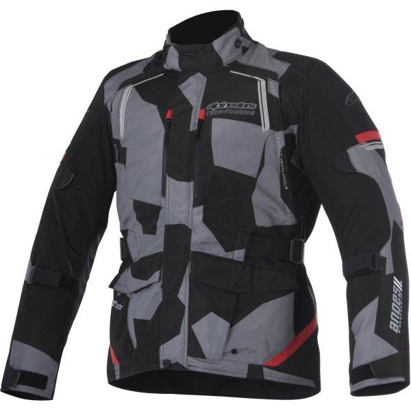 Geci Moto Textil Alpinestars Geaca Moto Textila Andes V2 Drystar WP Negru Camo
