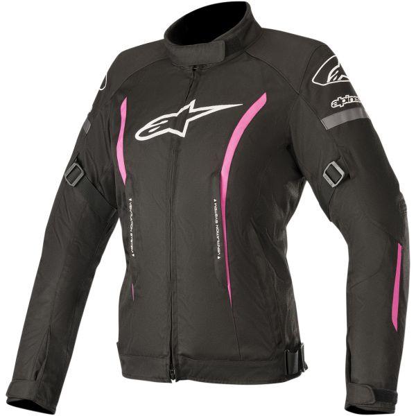Geci Textil - Dama Alpinestars Geaca Textila Dama Stella Gunner V2 Waterproof Black/Fuchsia 2020