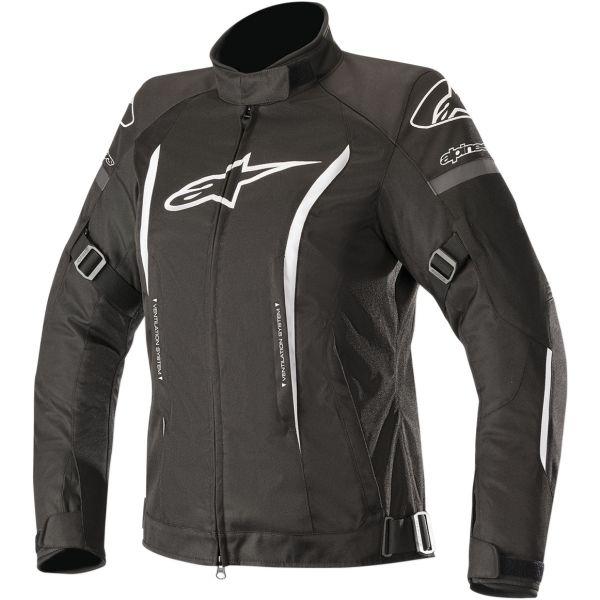 Geci Textil - Dama Alpinestars Geaca Textila Dama Stella Gunner V2 Waterproof Black/White 2020