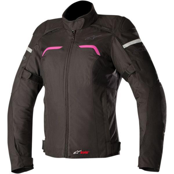 Geci Textil - Dama Alpinestars Geaca Textila Dama Stella Hyper Drystar Black/Fuchsia 2020