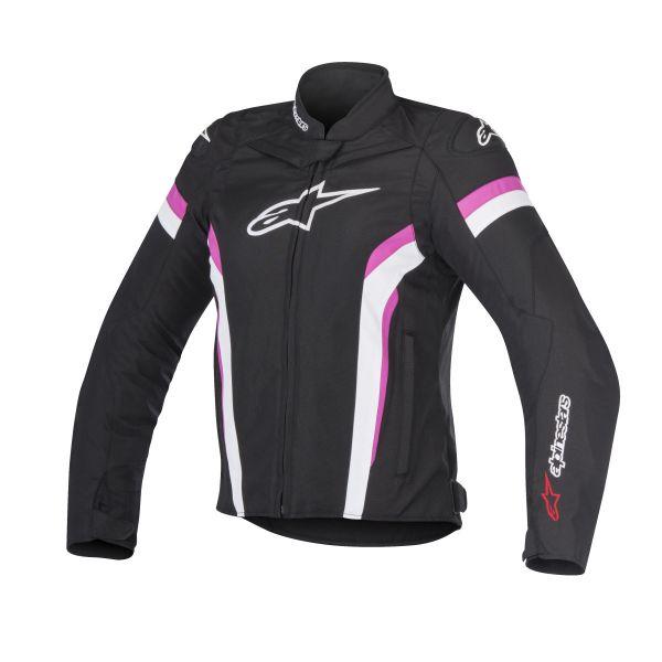 Geci Textil - Dama Alpinestars Geaca Textila Dama Stella T-GP Plus R V2 Black/White/Fuchsia 2020