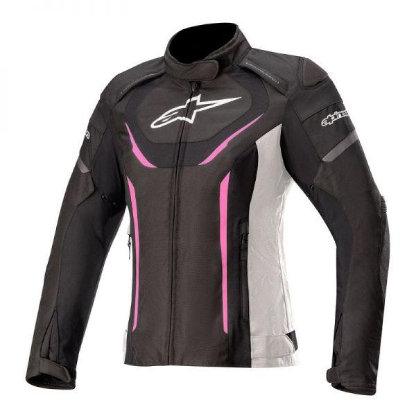 Geci Textil - Dama Alpinestars Geaca Textila Dama Stella T-Jaws V3 Waterproof Black/Fuchsia 2020